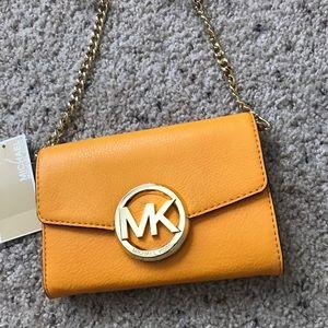 Michael Kors Hudson Large Phone Crossbody Bag